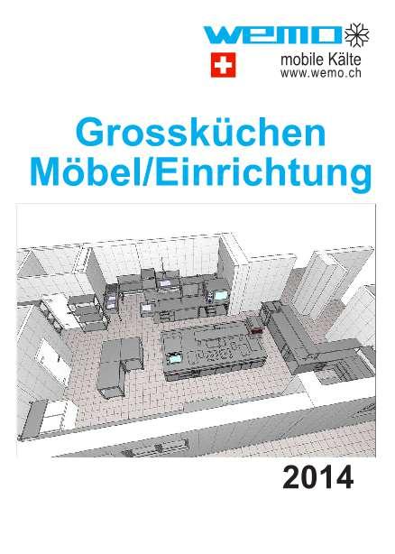 Grossküchen Möbel/Einrichtung