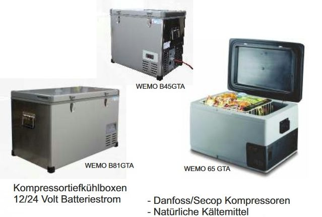 Auto Kühlschrank 12v : Kühlgeräte kältetechnik mobilen kälte für 12 24 v batteriestrom und