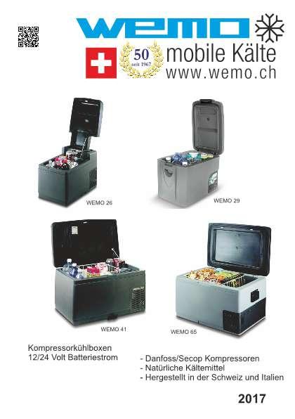 Kompressor-Kühlboxen (12/24 Volt)