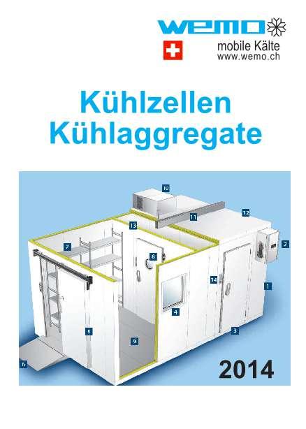 Kühlzellen und Kühlaggregate