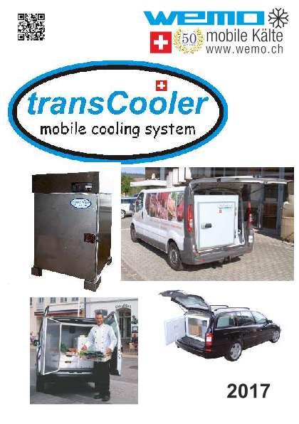 Transportkühlgeräte transCooler (12/24 Volt)
