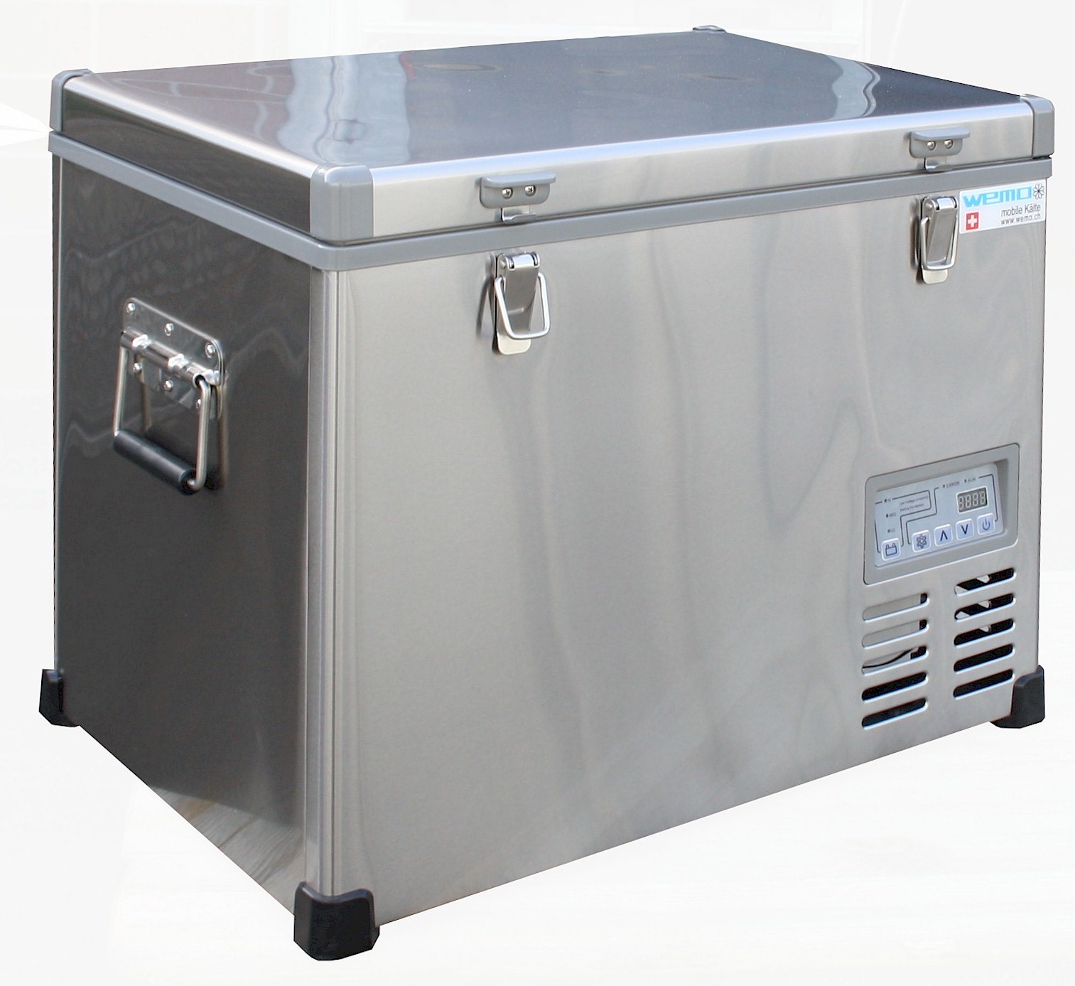 kompressor k hlbox wemo b 46s wemo ger te ag. Black Bedroom Furniture Sets. Home Design Ideas